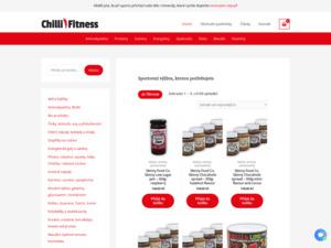 Welchen geschätzten Wert hat chilli-fitness.cz?
