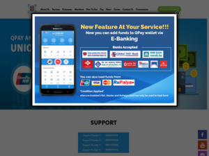 Quanto vale il sito web qpay.com.np?